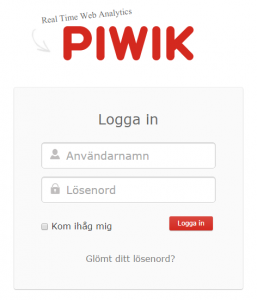 login_piwik