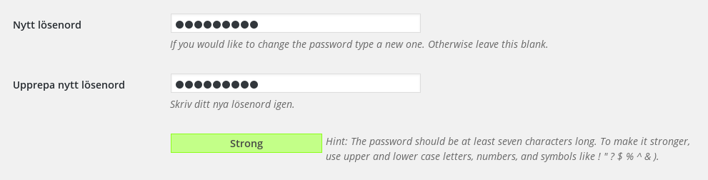 wordpress-password-strength